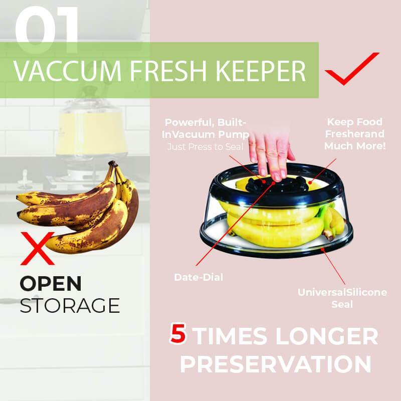Vacuum Food SealerCreative Food -✨✨Black Friday! limited Time 50% Off✨✨