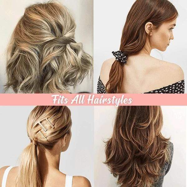 Easy-To-Wear Stylish Hair Scrunchies(50% OFF FOR A LIMITED TIME)