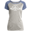 Created With Purpose Christian Ladies Performance T-Shirt