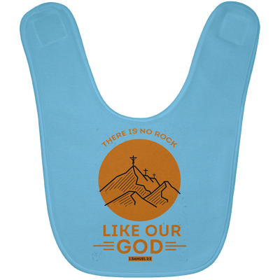 Like Our God Christian Baby Bib