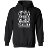 Might Power Christian Pullover Hoodie