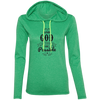 With God Christian Ladies T-Shirt Hoodie