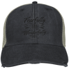 Wonderfully Made Embroidered Christian Ollie Hat Style 2