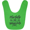 Fearfully and Wonderfully Made Christian Baby Bib
