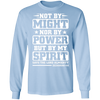 Might Power Long Sleeve Christian T-Shirt
