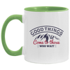 Good Things Christian Accent Mug