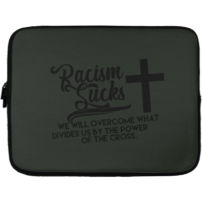 Racism Sucks Laptop Sleeve - 13 inch