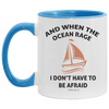When The Ocean Rage Christian Accent Mug