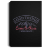 Good Things Christian Portrait Canvas .75in Frame