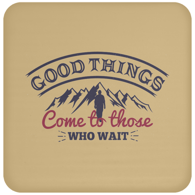 Good Things Christian Coaster