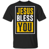 Jesus Bless You Christian T-Shirt
