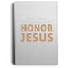 Honor Jesus Christian Portrait Canvas .75in Frame