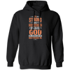 I'm Strong Christian Pullover Hoodie