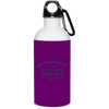 He Has Made Christian 20 oz. Stainless Steel White Water Bottle