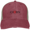 Chosen Embroidered Christian Ollie Hat