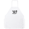 Racism Sucks Christian Apron