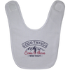 Good Things Come Christian Baby Bib