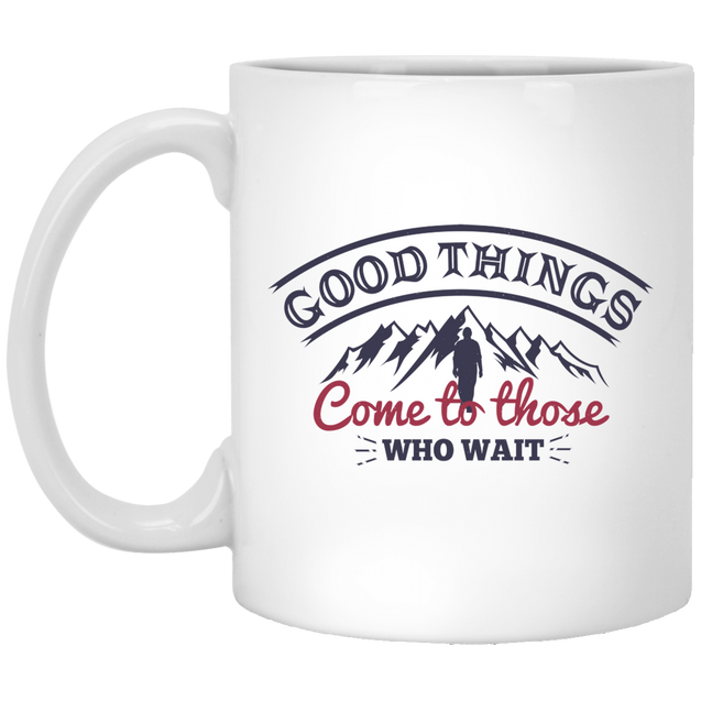 Good Things Christian 11 oz. White Mug