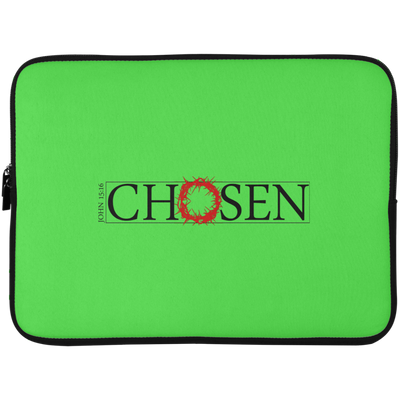 Chosen Christian Laptop Sleeve - 15 Inch