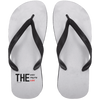 The Way Truth Life Christian Adult Flip Flops