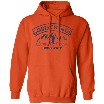 Good Things Christian Pullover Hoodie