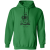 With God Christian Pullover Hoodie