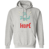 Joyful In Hope Christian Pullover Hoodie