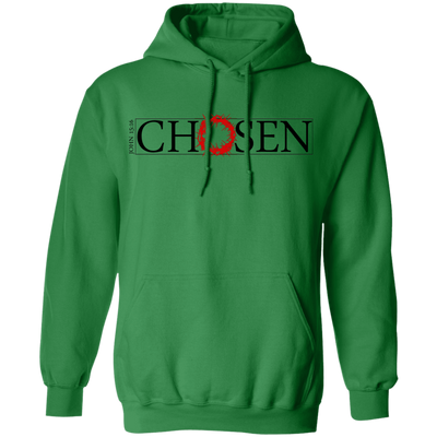 Chosen Christian Pullover Hoodie