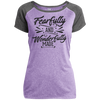 Wonderfully Made Ladies Performance T-Shirt