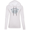 He Has Made Christian Ladies Hooded Long Sleeve Shirt