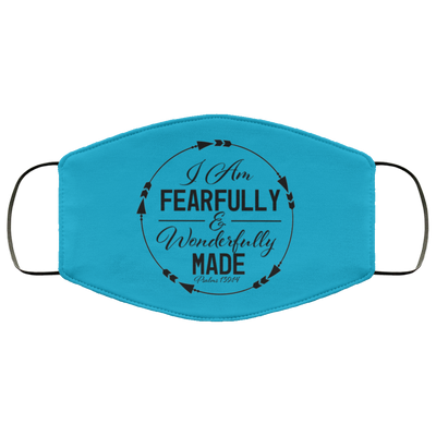 Fearfully & Wonderfully Made Face Mask