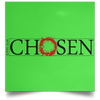 Chosen Christian Satin Square Poster