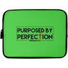 Puposed By Perfection Christian Laptop Sleeve - 10 inch