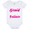 Believe! - 12 Month Onesie