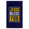 Jesus Bless You Christian Wall Flag 3ft. x 5ft.