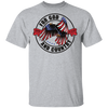 For God & Country Christian Men's T-Shirt
