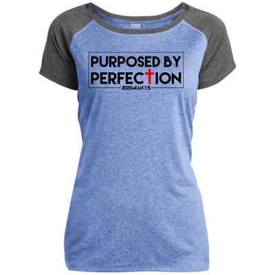 Purposed Christian Ladies Performance T-Shirt