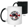 For God & Country Christian 11 oz. Color Changing Mug