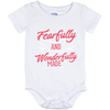 Woefully Made - 12 Month Onesie