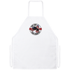 God & Country Christian Apron