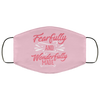 Fearfully & Wonderfully Made Christian Face Mask