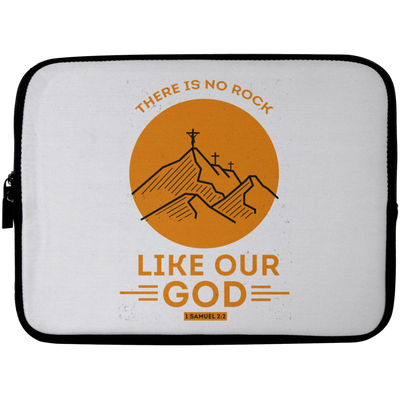 Like Our God Christian Laptop Sleeve - 10 inch