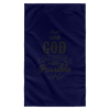 With God Christian Wall Flag 3ft. x 5ft.