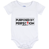 Purposed by perfection - 12 Month Onesie