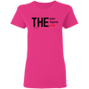 The Way Christian Ladies' T-Shirt