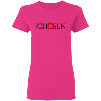 Chosen Christian Ladies' T-Shirt