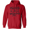 Wonderfully Made Christian Pullover Hoodie Style 1