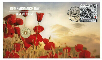 2015 Remembrance Day $2 PNC 'Flanders Fields'