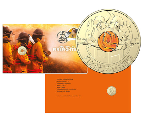 2021 Firefighter Remembrance $2 PNC