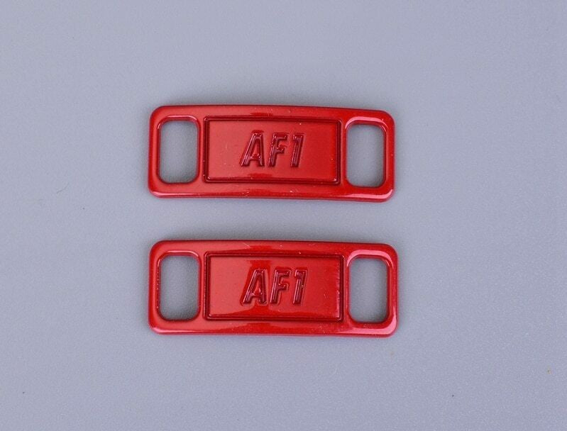 Air Force One Style Shoelace Locks